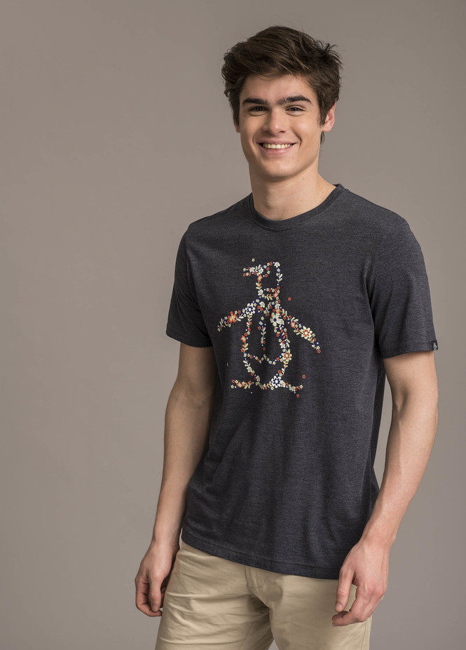 SS FLORAL FIELDS PETE TEE