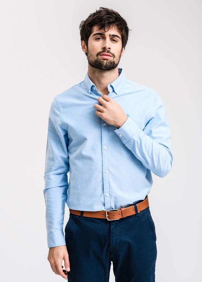 Camisa Ls Nep Linen Heritage